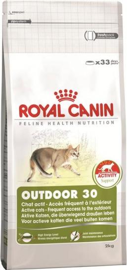 Корм royal canin для кошек outdoor