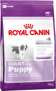 Сухой корм Royal Canin Giant Puppy ( 4 кг.)