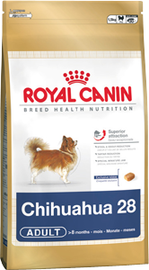 Сухой корм Royal Canin для собак породы Чихуахуа ( 1,5 кг.)