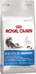 Сухой корм Royal Canin Indoor Long Hair 35 для кошек живущих в помещении (400 г.)